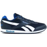 Zapatos Niño Zapatillas bajas Reebok Sport Royal Cljog 2 Azul marino