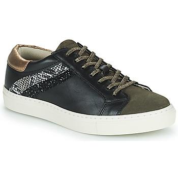 Zapatos Mujer Zapatillas bajas Betty London PITINETTE Negro