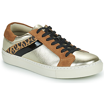Zapatos Mujer Zapatillas bajas Betty London PITINETTE Oro