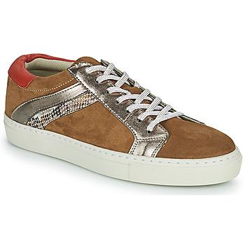 Zapatos Mujer Zapatillas bajas Betty London PITINETTE Cognac