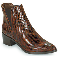 Zapatos Mujer Botines Betty London PERDRI Marrón