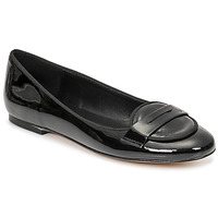 Zapatos Mujer Bailarinas-manoletinas Betty London OVINOU Negro