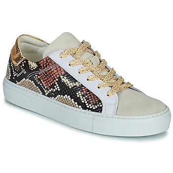 Zapatos Mujer Zapatillas bajas Betty London PAVLINA Beige
