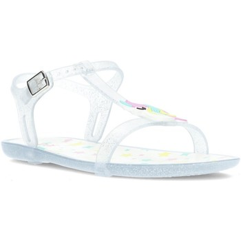 Zapatos Niña Sandalias IGOR TRICIA UNICORNIO S10274 TRANSPARENTE
