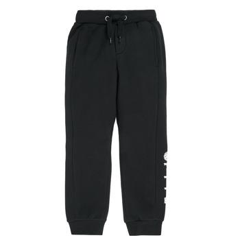 textil Niño Pantalones de chándal Timberland AGNET Negro