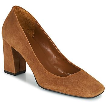 Zapatos Mujer Zapatos de tacón Betty London PANERA Camel