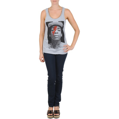 Gris Textil Sin W Eleven Paris Mujer Mangas Kalifa Camisetas Deb 4R3LcqAj5S