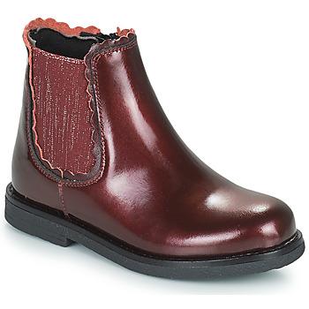 Zapatos Niña Botas de caña baja Citrouille et Compagnie PRAIRIE Burdeo