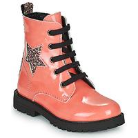 Zapatos Niña Botas de caña baja Citrouille et Compagnie PICOTI Rosa