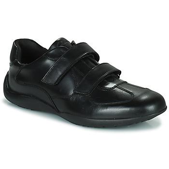 Zapatos Hombre Derbie Clarks KONRAD EASE Negro