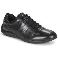 Zapatos Hombre Derbie Clarks KONRAD LACE Negro