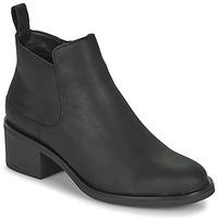 Zapatos Mujer Botines Clarks MEMI ZIP Negro