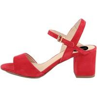 Zapatos Mujer Sandalias Fashion Attitude  Rosa