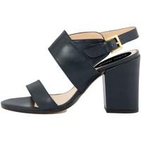 Zapatos Mujer Sandalias Fashion Attitude  Blu