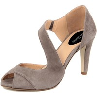 Zapatos Mujer Sandalias Fashion Attitude  Grigio