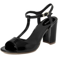 Zapatos Mujer Sandalias Fashion Attitude  Nero