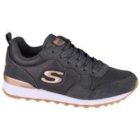 Zapatos Mujer Zapatillas bajas Skechers OG 85 Goldn Gurl gris