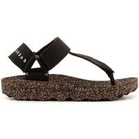 Zapatos Mujer Chanclas Asportuguesas FIZZ-BLACK NERO
