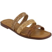 Zapatos Mujer Zuecos (Mules) She - He 1202 Beige