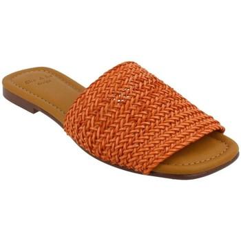 Zapatos Mujer Zuecos (Mules) She - He 1211 Naranja