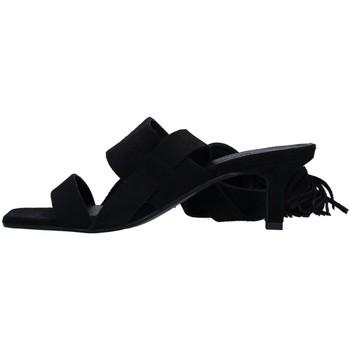 Zapatos Mujer Sandalias Janet&Janet 01151 NEGRO