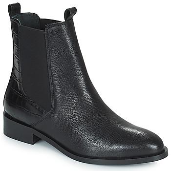 Zapatos Mujer Botas de caña baja JB Martin OFFRIR Negro