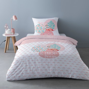Casa Ropa de cama Mylittleplace PINA PINKY Blanco