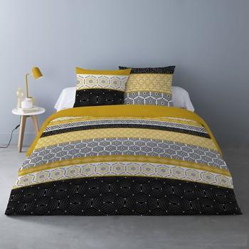 Casa Ropa de cama Mylittleplace ALEX Amarillo