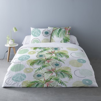 Casa Ropa de cama Mylittleplace SUMATRA Verde