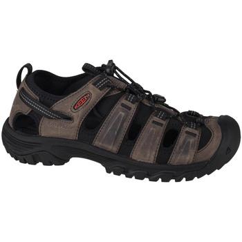 Zapatos Hombre Sandalias de deporte Keen Targhee III Sandal Grise