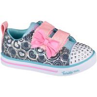 Zapatos Niños Fitness / Training Skechers Sparkle Lite-Lil Heartsland Grise