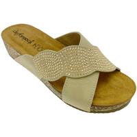 Zapatos Mujer Zuecos (Mules) De Fonseca DEFONCERVIAbei bianco