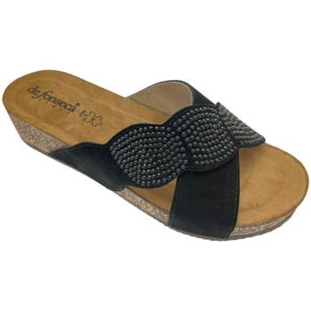 Zapatos Mujer Zuecos (Mules) De Fonseca DEFONCERVIAner nero