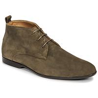 Zapatos Hombre Botas de caña baja Carlington EONARD Kaki