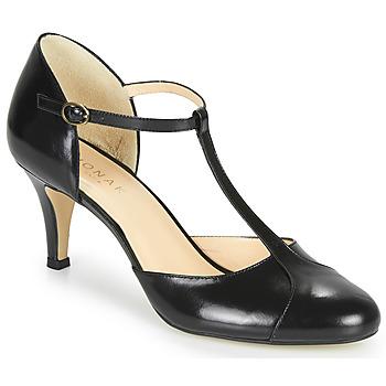 Zapatos Mujer Zapatos de tacón Jonak BLOUTOU Negro