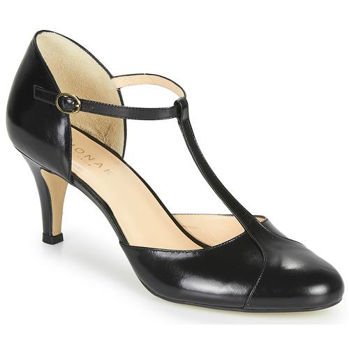 Jonak BLOUTOU Negro - Envío gratis | ! - Zapatos Zapatos de tacón Mujer