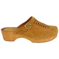 Zapatos Mujer Zuecos (Clogs) Lolas ZUECO ETNICO Multicolor