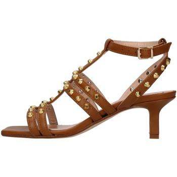 Zapatos Mujer Sandalias Janet&Janet 01150 CUERO