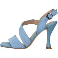 Zapatos Mujer Sandalias Luciano Barachini GL236A CELESTIAL