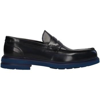 Zapatos Hombre Mocasín Antony Sander 100 AZUL