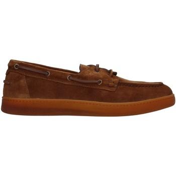 Zapatos Hombre Mocasín Rossano Bisconti 463-03 MARRÓN