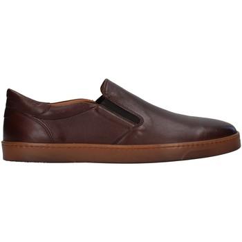 Zapatos Hombre Mocasín Rossano Bisconti 353-10 MARRÓN