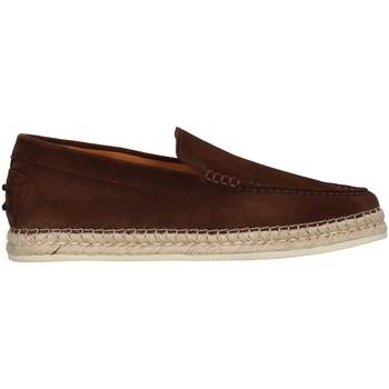 Zapatos Hombre Mocasín Rossano Bisconti 462-01 MARRÓN