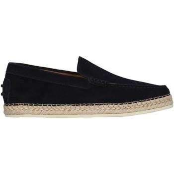 Zapatos Hombre Mocasín Rossano Bisconti 462-01 AZUL
