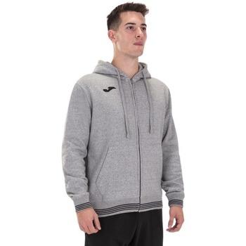 textil Hombre Chaquetas de deporte Joma Veste  Campus III line gris melangé