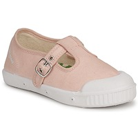 Zapatos Niños Zapatillas bajas Springcourt MS1 CLASSIC K1 Rosa