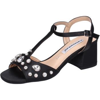 Zapatos Mujer Sandalias Francescomilano BH33 Negro