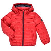 textil Niño Plumas Name it NMMMOBI JACKET Rojo