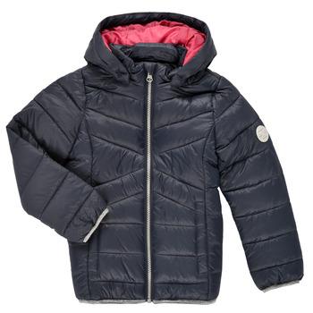 textil Niña Plumas Name it NMFMOBI JACKET Marino