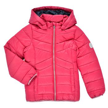 textil Niña Plumas Name it NMFMOBI JACKET Rosa